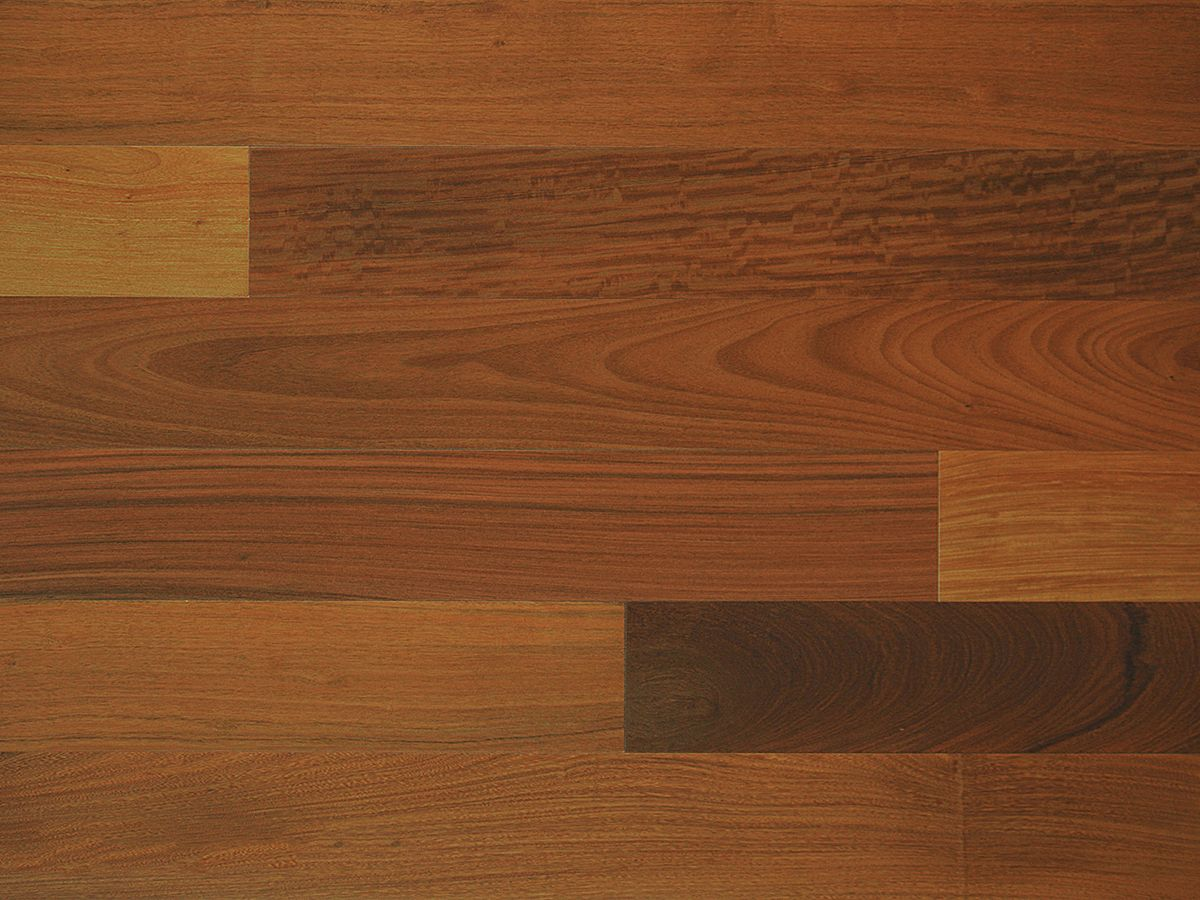 Brazilian Walnut Ipe Natural Engineered Wood Floor Jc