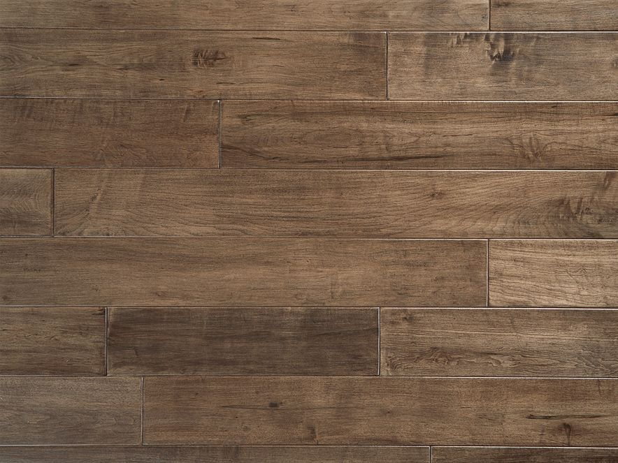 Urban Floor Lifestyle Hand Scraped Maple Antique - Urban Lifestyle Hand Scraped Maple Antique 9/16