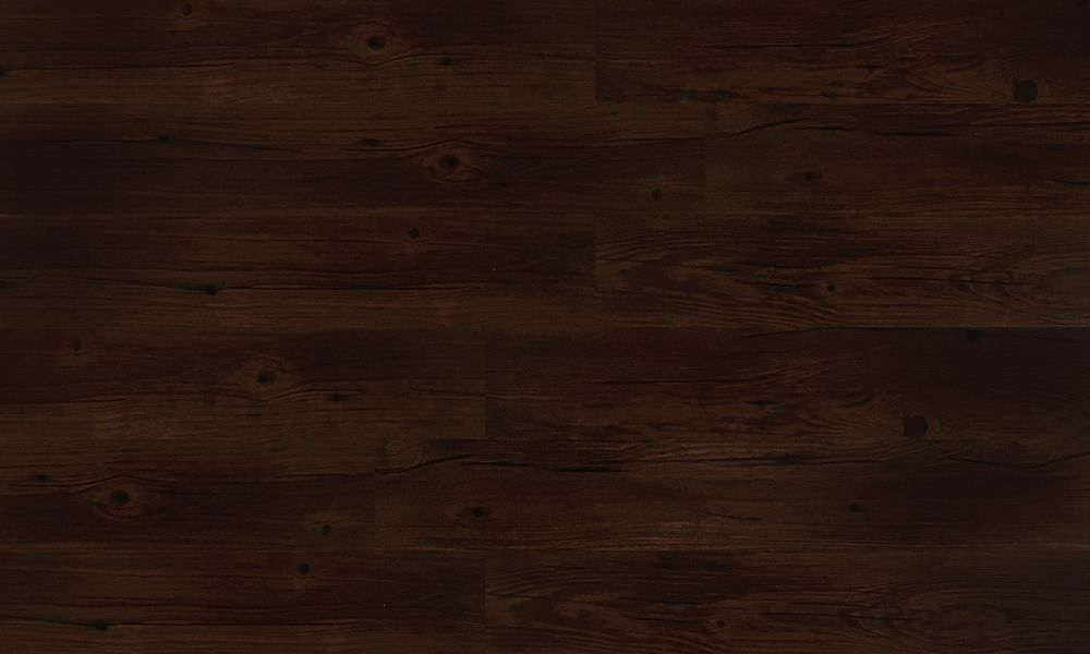 Aqua Pro Dark Walnut 7 mm Waterproof Vinyl Floor - JC Floors