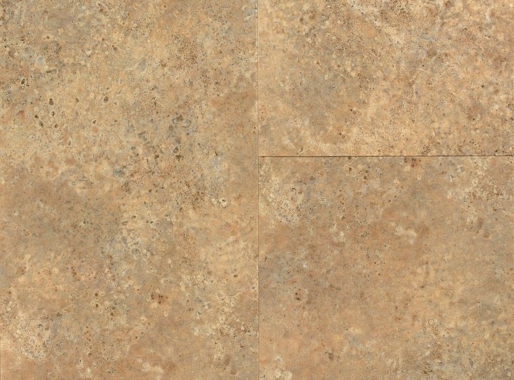 COREtec Plus Tile Noce Travertine 8 mm Waterproof Vinyl Floor
