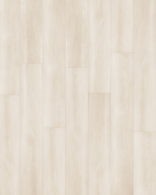 Oakland White 8 x 48 Porcelain Wood Look Tile