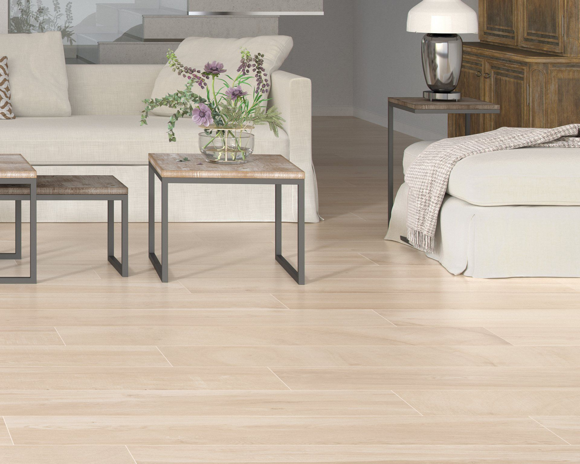 Porcelain Wood Look Tile